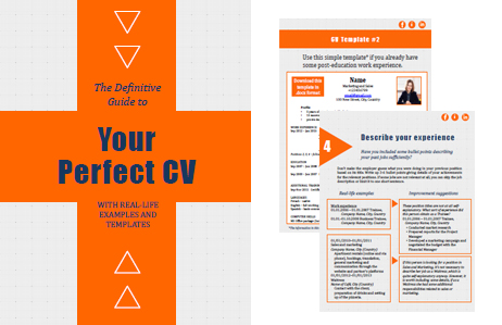 Your Perfect CV In English